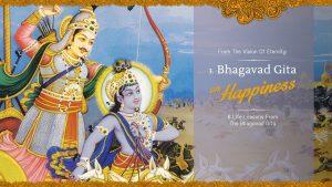 The Bhagavad Gita On Happiness – Part 3