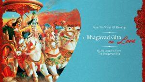 The Bhagavad Gita On Love – Part 4