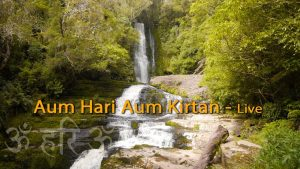 Aum Hari Aum (om Hari Om) Kirtan – Live