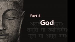 Yoga Spirituality Enlightenment & God – Part 4 God