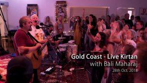 Gold Coast Live Kirtan – With Bali Maharaj