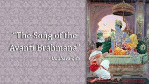The Song Of The Avanti Brahmana