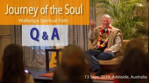 Journey Of The Soul – Q & A
