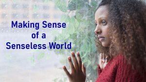 Making Sense Of A Senseless World