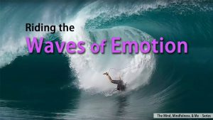 Riding The Waves Of Emotion