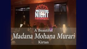 "A Beautiful ""madana Mohana Murari"" Kirtan – 'hallelujah' Cover"