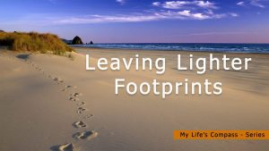 Leaving Lighter Footprints