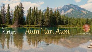 Aum Hari Aum Live Kirtan