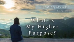 What Is My Higher Purpose?